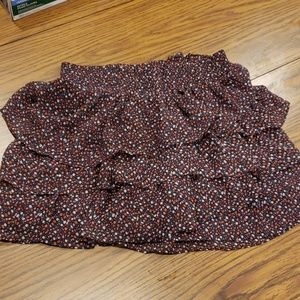 Sale 4/$12 American eagle outfitters mini skirt